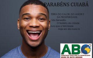 Parabéns, Cuiabá, pelos 301!