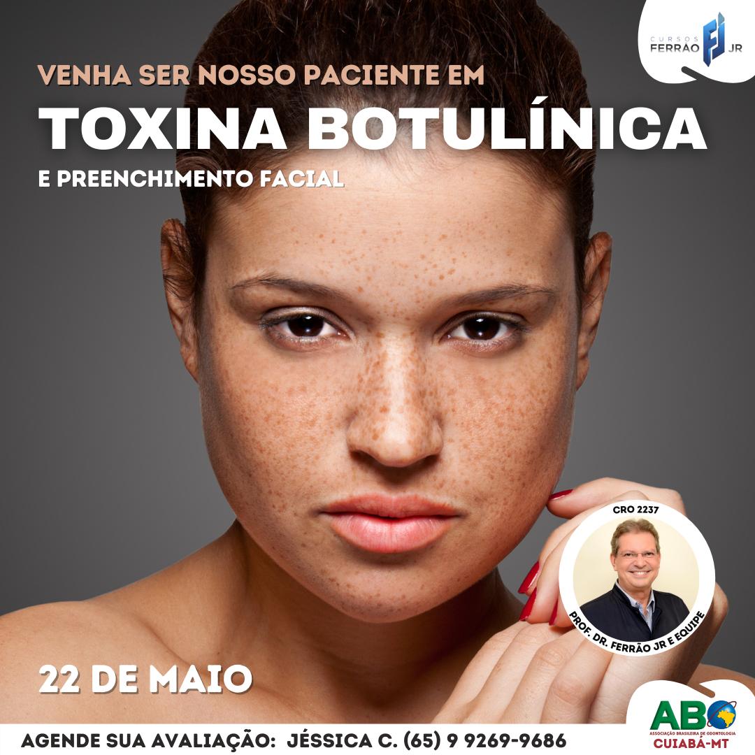 Triagem de Pacientes para Toxina Botulínica e Preenchimento Facial