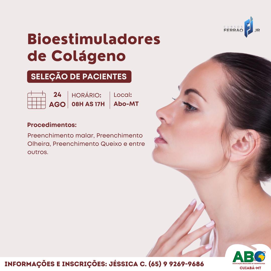 Seleção de Pacientes- Bioestimuladores de Colágeno