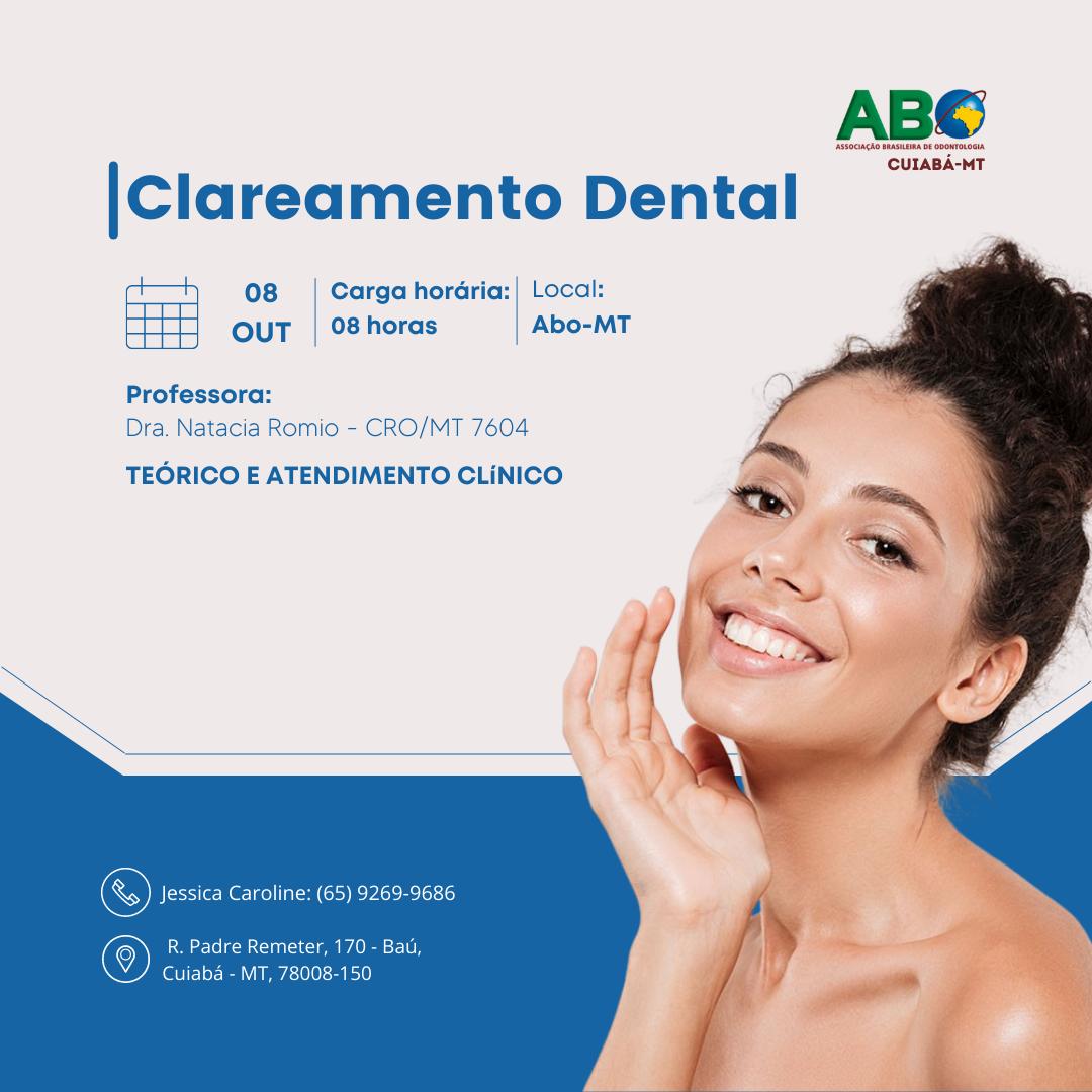 Curso de Imersão em Clareamento Dental
